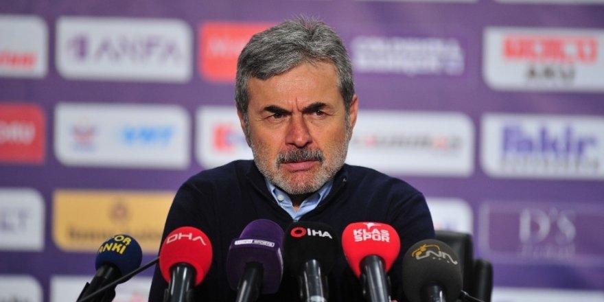 """Aykut Kocaman: """"İki takımın beceriksizliği sonucunda gol olmadı"""""""