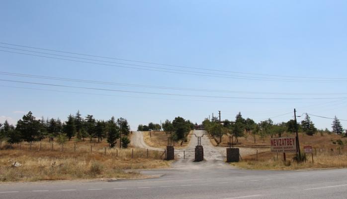 Seydişehir'de Millet Bahçesi için adım atıldı