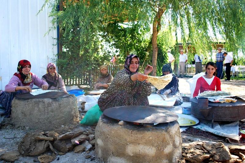 Evlerde Ramazan  hazırlığı hız kazandı