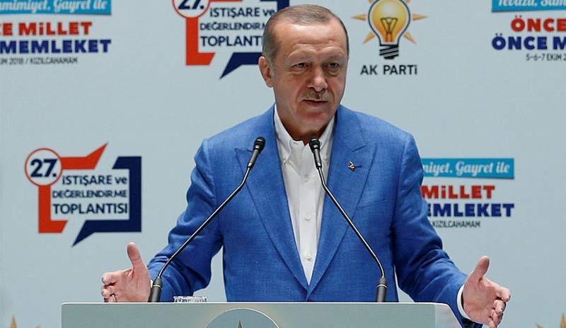 Erdoğan: Seçimler yüzünden milletimiz ve siyaset çok yoruldu