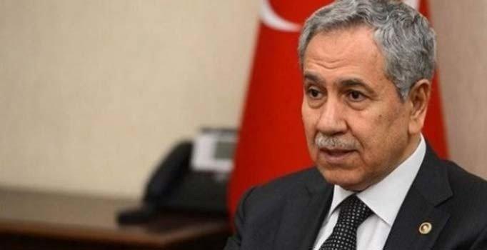 Arınç: Bahçeli, AK Parti'yi yüzde 35'e düşürdü