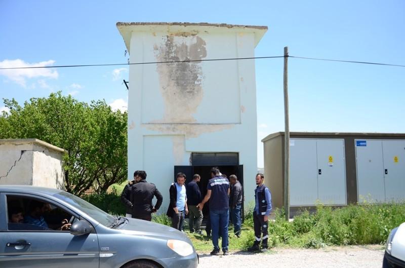 Trafo merkezinde akıma kapılan şahıs öldü
