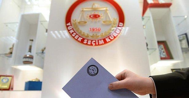 CHP'den YSK'ya 'iptal' başvurusu