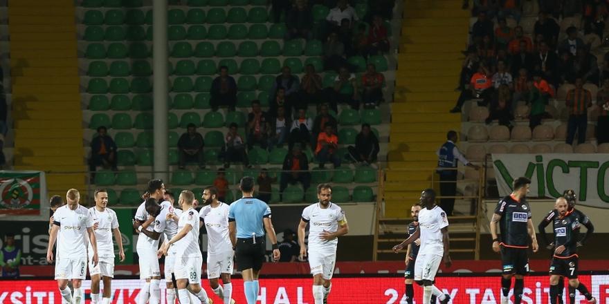 Konyaspor Alanya deplasmanını boş geçmiyor