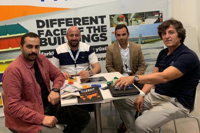 Mekpan Project Katar 2019 fuarında ürünlerini tanıttı