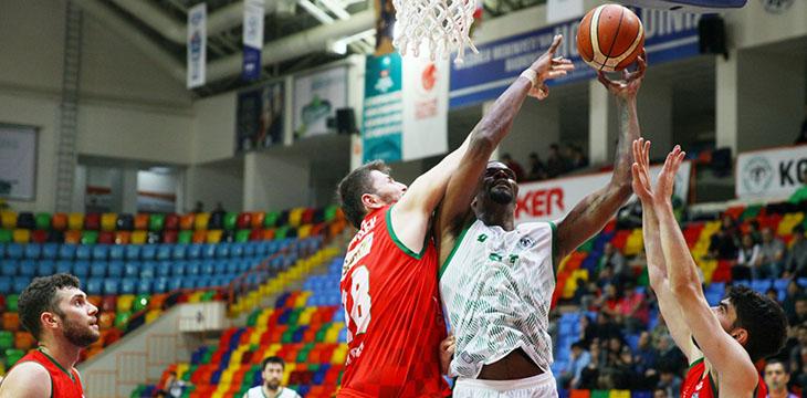 Konyaspor Basket  2. sınavına çıkıyor
