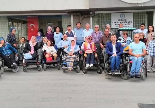 Engellilik kusur değil