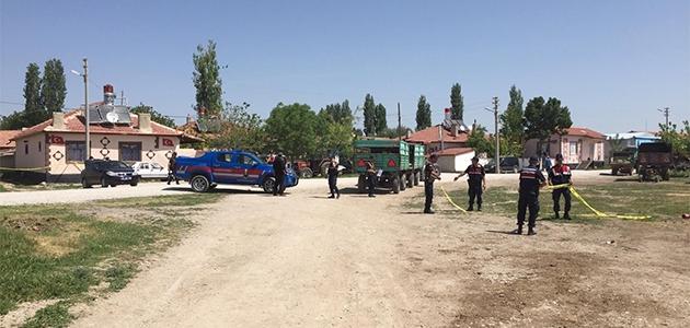 Konya'da eski muhtar bacanağını ve iki çocuğunu öldürdü