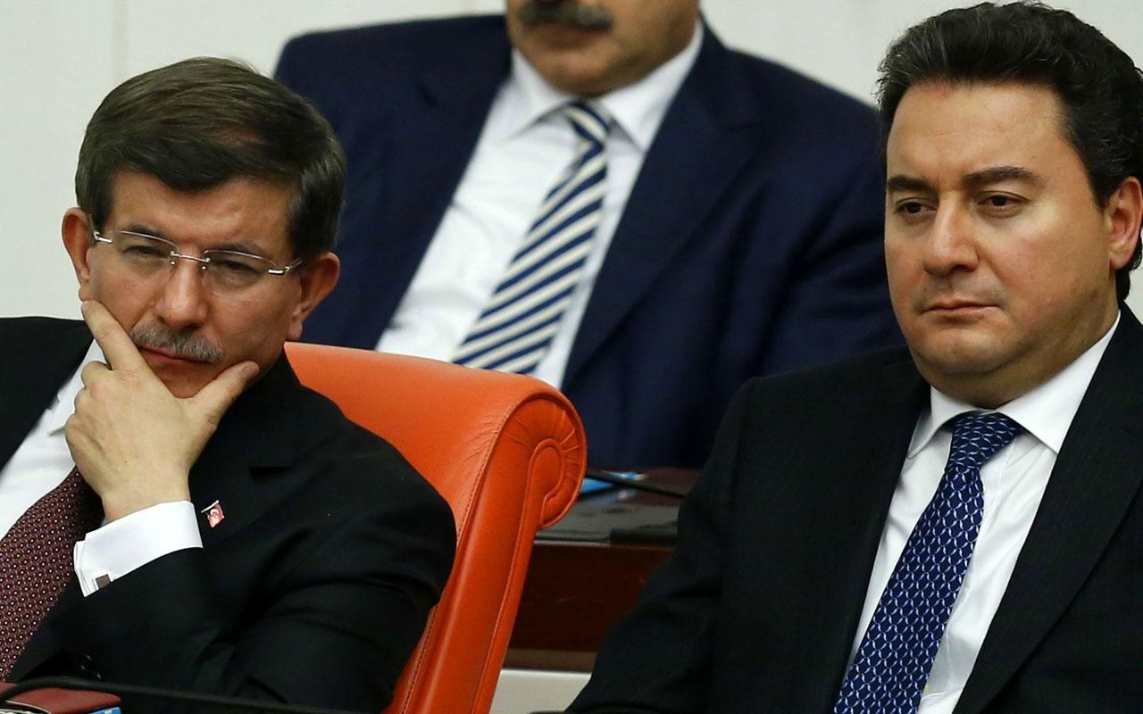 Davutoğlu ve Babacan'dan yeni hamle