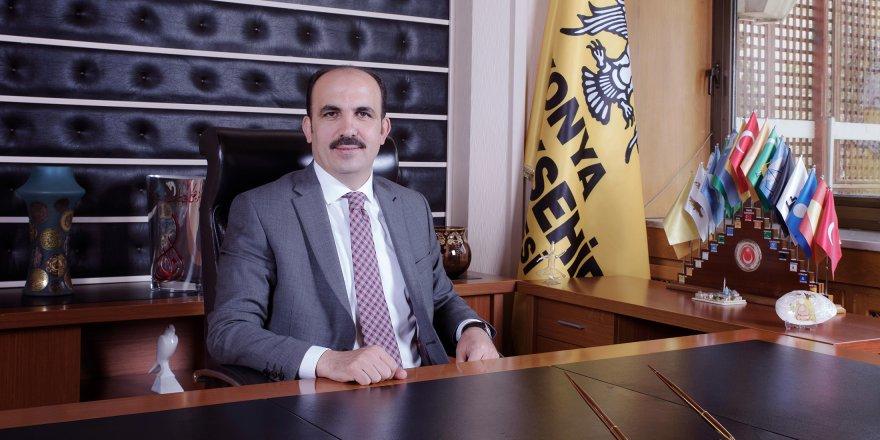 """Başkan Altay: """"Ülkemizin geleceği için gençlerimize güvenimiz tamdır"""""""