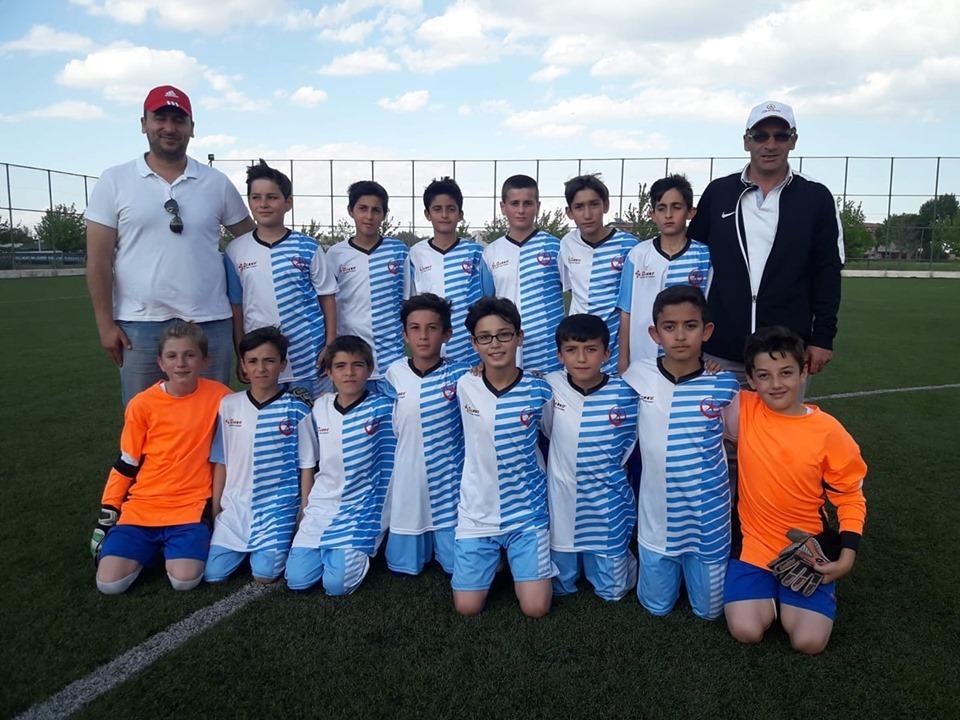 İsmailEfe Yürükuslu ilk maçına çıktı