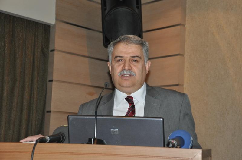 Prof.Dr. Muzzafer Şeker görevine başlıyor