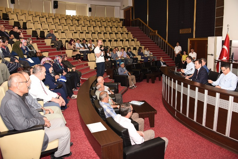 Kılca: Karatay'da yaşam kalitesini yükselteceğiz