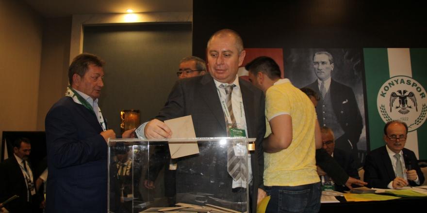 Konyaspor'da genel kurul kararı