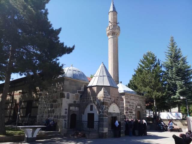 Seydişehir'de Sakal-ı  Şerif ziyarete açıl