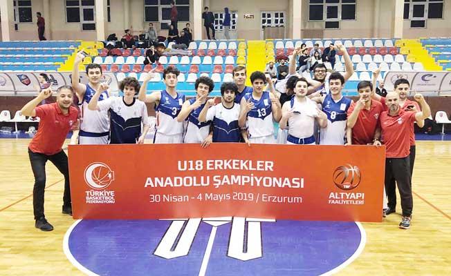 Selçuklu Basket Kayseri'de ter döküyor