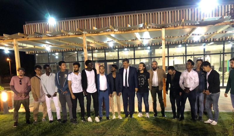 Yabancı öğrenciler Birlik Sofrası'nda buluştu