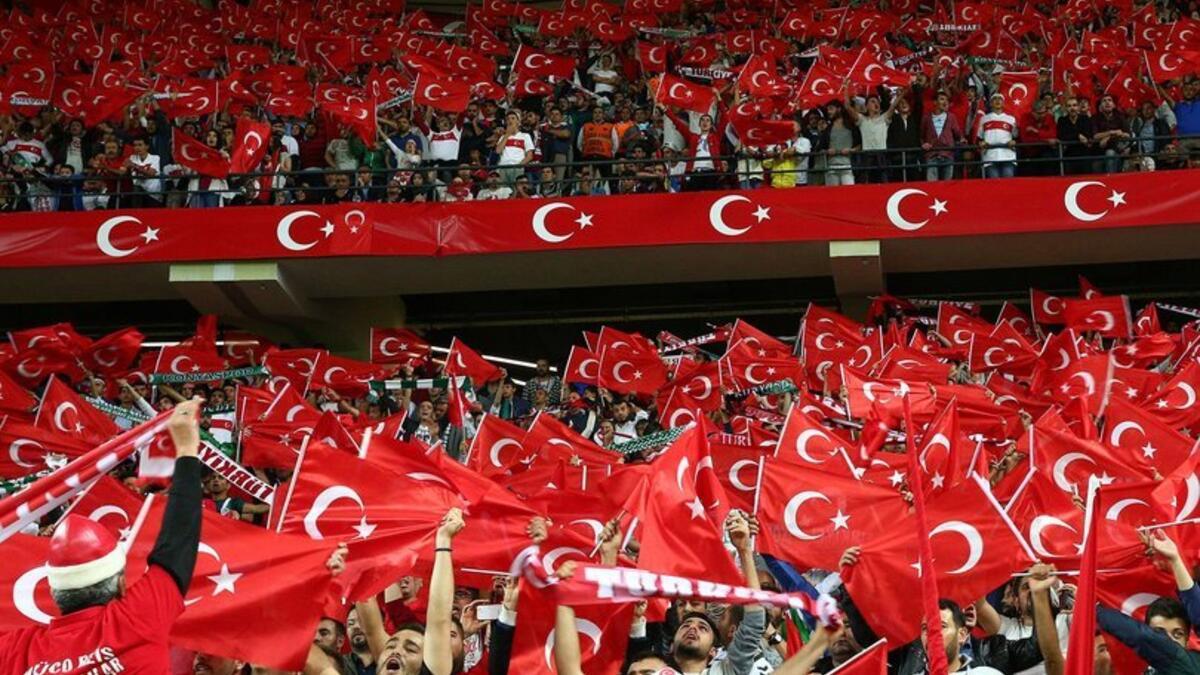 Konya'da Milli Bayram