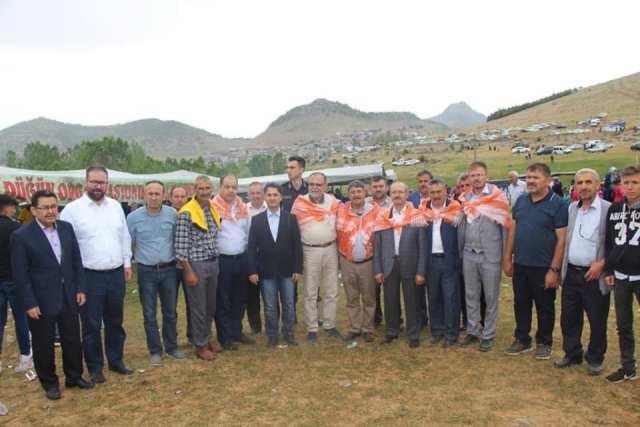 Seydişehir Ketenli'de  17. Yayla Şenliği yapıldı