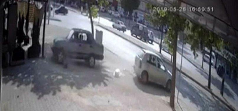 """Konya'da """"drift"""" yapan üç sürücünün ehliyetine el konuldu"""