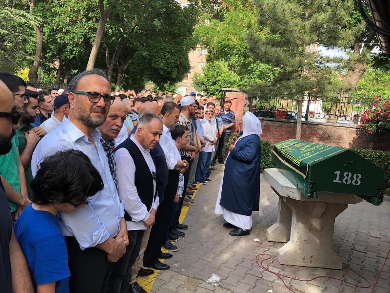 Sanayici Ali Naci  Bülbül vefat etti