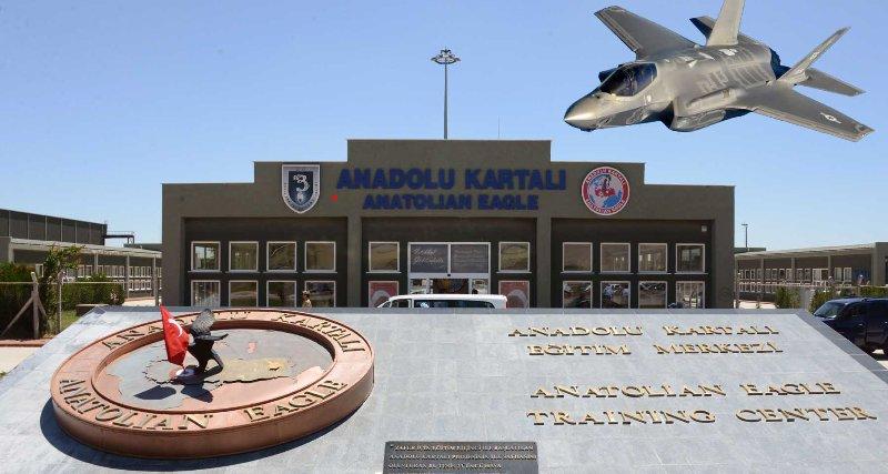 ABD Anadolu Kartalı'na F-35'leri getirmiyor