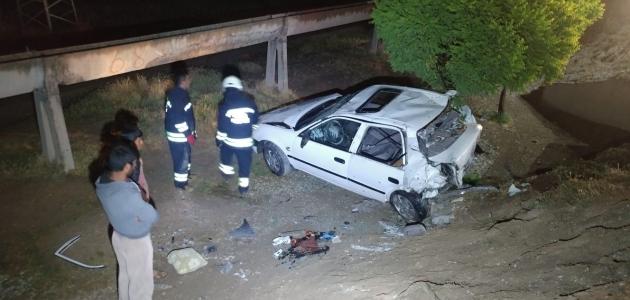 Konya'da feci kaza: 5 yaralı