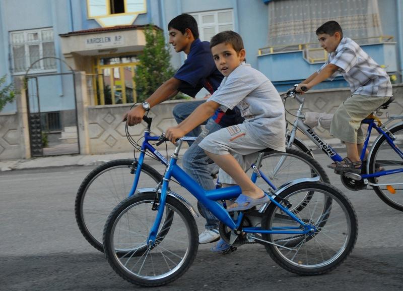 Bisiklet en gözde hediye olur