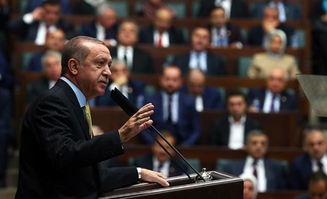 """Erdoğan'dan """"yeni parti"""" tepkisi: Nereden nereye? Kişilik, çok önemli"""