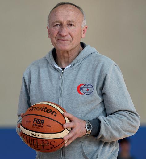Recep Albay basketbol okulu açtı