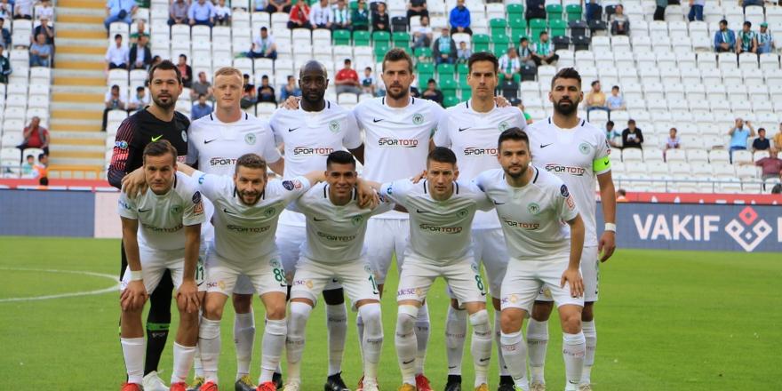 Konyaspor'un kanatları yenilenecek