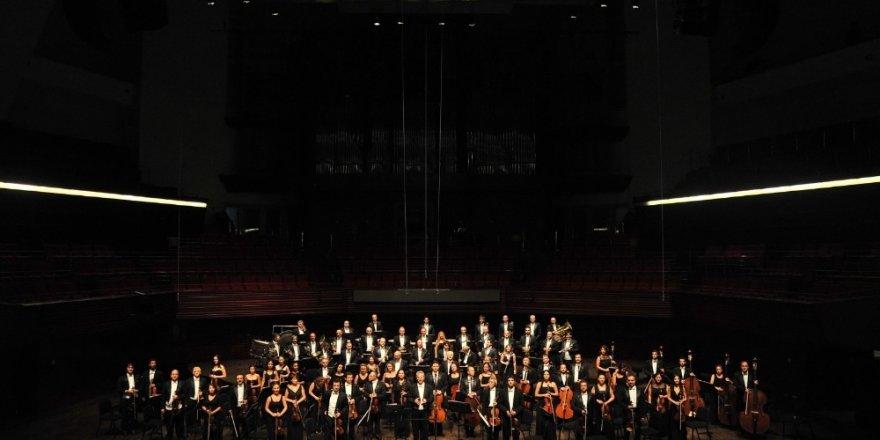 Cumhurbaşkanlığı senfoni orkestrası Konya'da sahne alacak