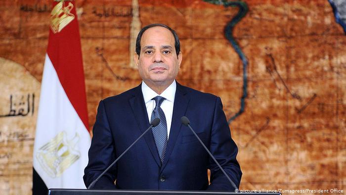 Sisi Mısır'da olağanüstü hal ilan eti