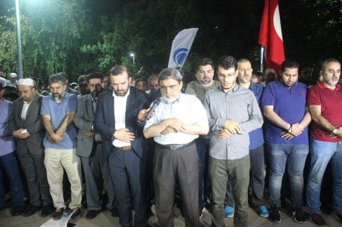 Muhammed Mursi için Mevlana Meydanında gıyabi cenaze namazı kılınacak