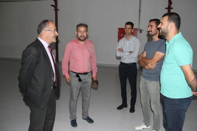 Beyşehir'e yeni tekstil fabrikası kuruluyor