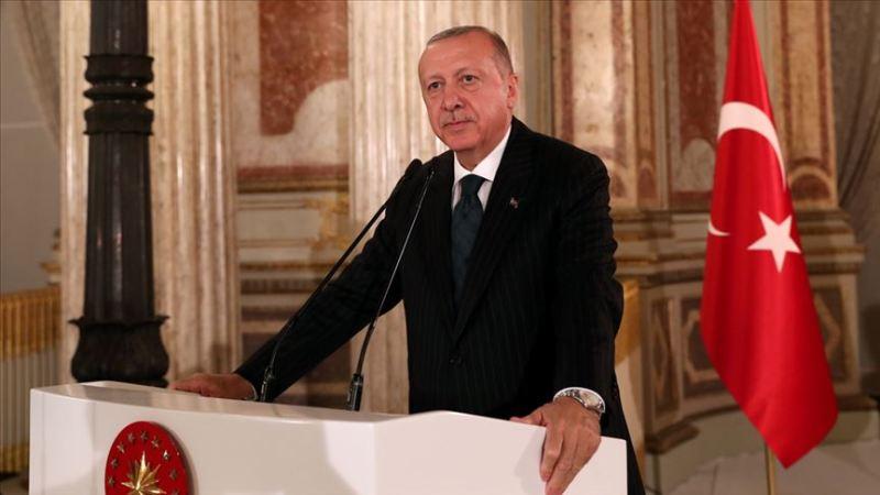 Erdoğan: 23 Haziran seçimi sembolik