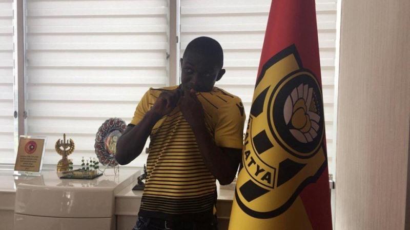 Evkur Yeni Malatyaspor, Moryke Fofana ile 2 yıllık sözleşme imzaladı
