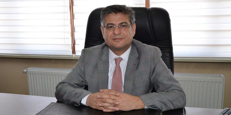 Konya SMMMO'da yeni başkanı Abdil Erdal oldu