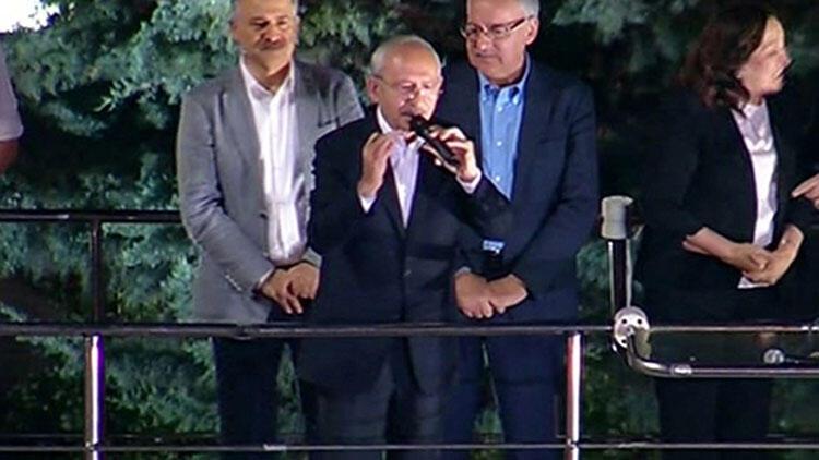 Kılıçdaroğlu: Birlikte demokrasimizi yükselteceğiz