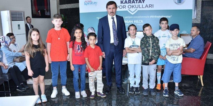 Karatay Yaz Spor Okulları için kesin kayıtlar başladı