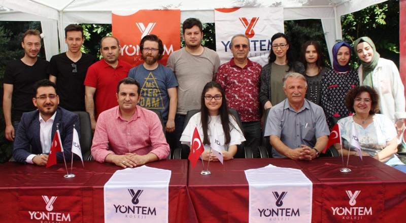 Yöntem öğrencisi Işılay Kurt  LGS' de Türkiye 1.'si oldu