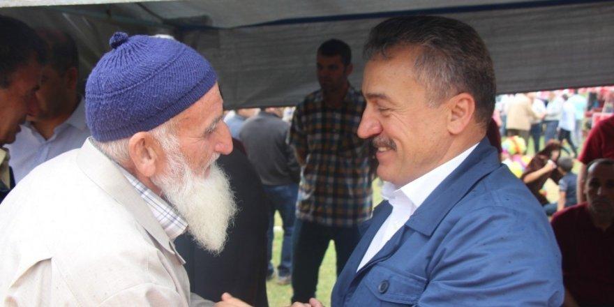 Başkan Tutal 'Meşveret Günleri'nde hemşehrilerini dinleyecek