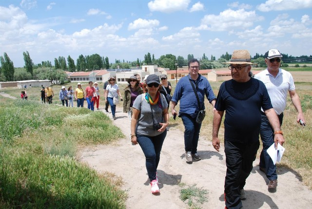 Altınoran'dan Çatalhöyük'e  inceleme gezisidüzenlendi