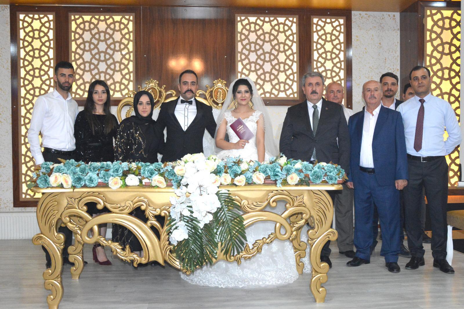 Turhan ve Cankurt aileleri akraba oldu
