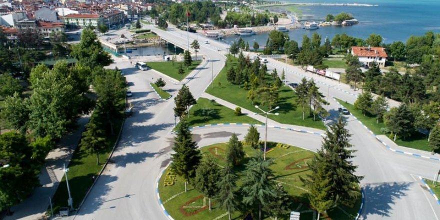 Beyşehir-Drammen kentlerinin kardeşliği peyzaj çalışmasına da yansıdı