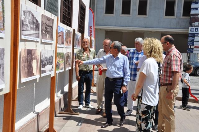 Akşehir'deki sergilere ziyaretçi ilgisi arttı