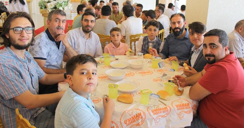 Mansuroğlu ve Toprak ailelerinin mutlu günü