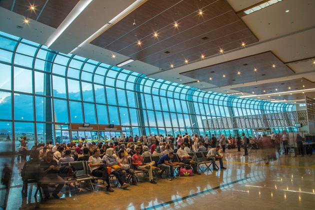Konya Havalimanı rekor kırıyor