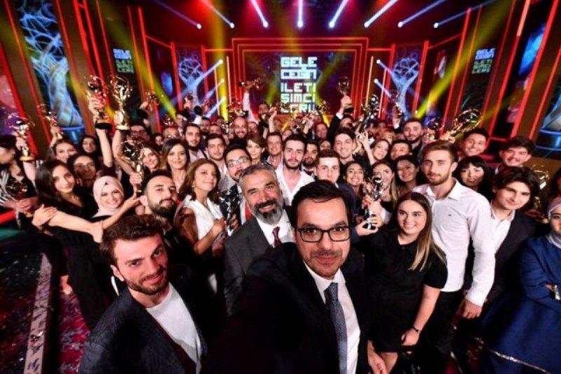 TRT'den Selçuk İletişim'e 4 ödül