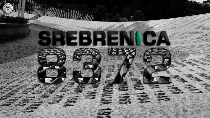 Boşnak futbolculardan Srebrenitsa'yı unutma paylaşımı